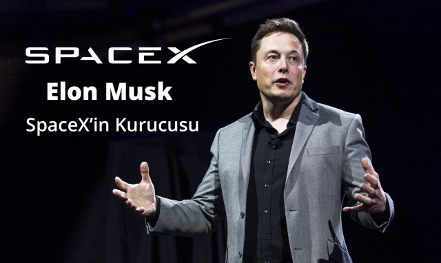 Elon Musk-ve-SpaceX