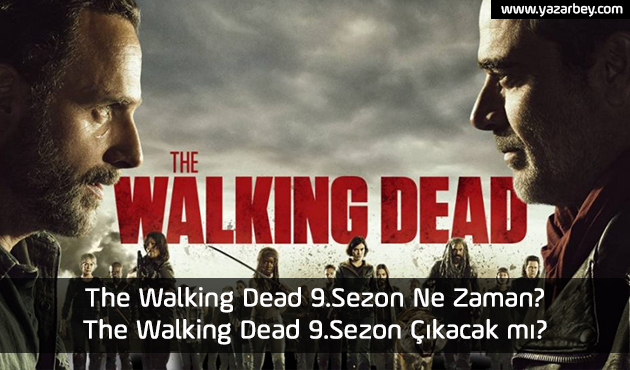 The walking dead 9.sezon ne zaman